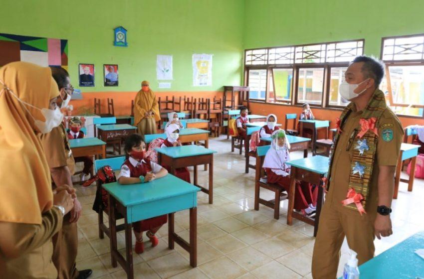 Sekolah di Luwu Timur Mulai Belajar Tatap Muka