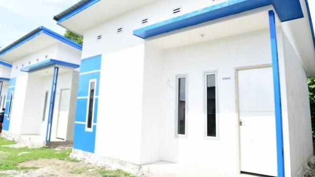 897 Unit Huntap di Luwu Utara Sulawesi Selatan Ditarget Selesai Akhir Tahun