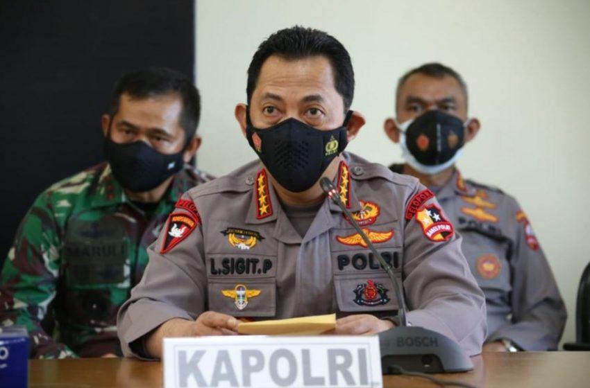 Kapolri Beberkan Upaya Pemerintah Membangun Papua, Siapkan Strategi Pengamanan PON ke XX dan Papernas XVI 2021