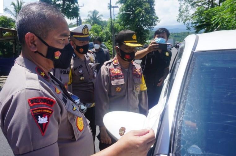 Ribuan Personil Pengamanan dari Polda dan Kodim XIV Hasnuddin Jaga 42 Titik Perbatasan di Sulsel