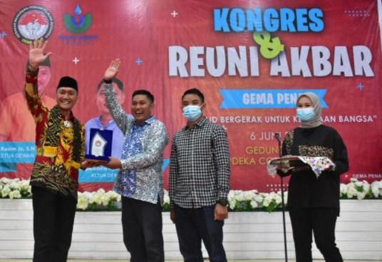 Kepala BKPSDM Kota Palopo Jadi Ketua Dewan Pembina Gema Pena, FKJ: Ciptakan Kader Pandai Berwirausaha