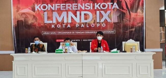 LMND Apresiasi Pemkot Palopo, Walikota Judas Amir Ajak Bangun Kota dengan Diskusi