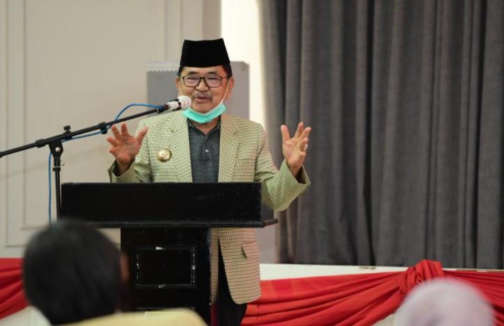 Sosialisasi Fungsi PPID, Walikota Palopo Harap Diimplementasikan