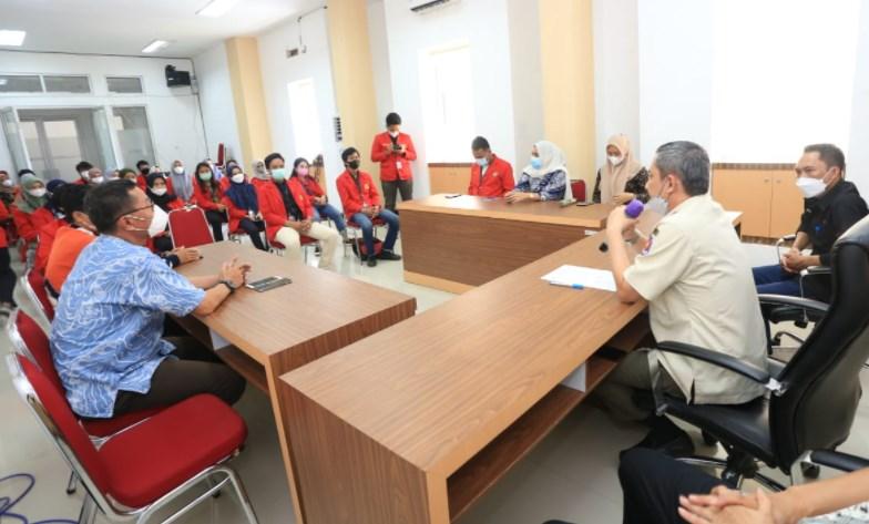 Mahasiswa Unhas KKN Tematik di Kota Palopo, Usung Tema Wujudkan Masyarakat Sehat dan Ekonomi Bangkit di masa Pandemi Covid-19