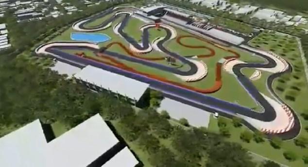 Pembangunan Arena Road Race, Gedung Pusat Kuliner dan Perdagangan Serta Revitalisasi Kawasan Islamic Centre Segera Dimulai