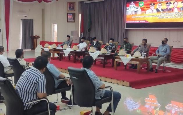 Hasil Rapat Pemkot Palopo bersama Forkopimda: Pelaksanaan Salat Idul Adha di Rumah Masing-masing