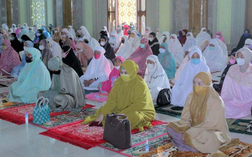 Shalat Idul Adha di Luwu Pelaksanaannya Terapkan Protokol Kesehatan