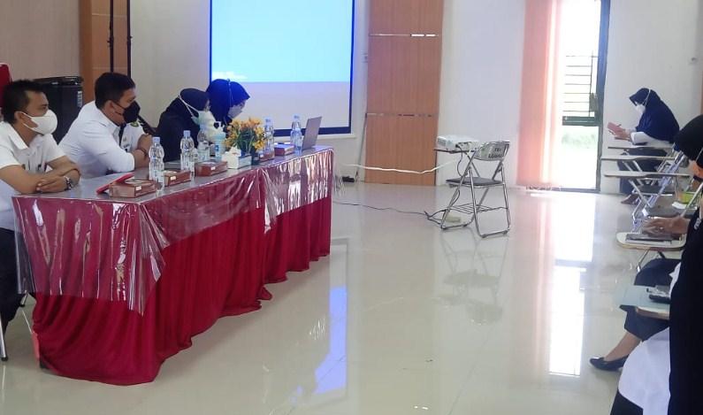 Kapus di Kabupaten Luwu Dinilai Kurang Pekah, Ketua Harian Satgas Covid-19 Minta BKPSDM Tampil Jadi Pembicara