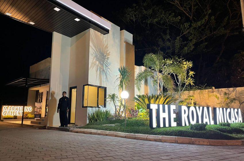 "Hunian Modern di Kota Palopo, Hubungi Marketing Gallery ""THE ROYAL MICASA"""
