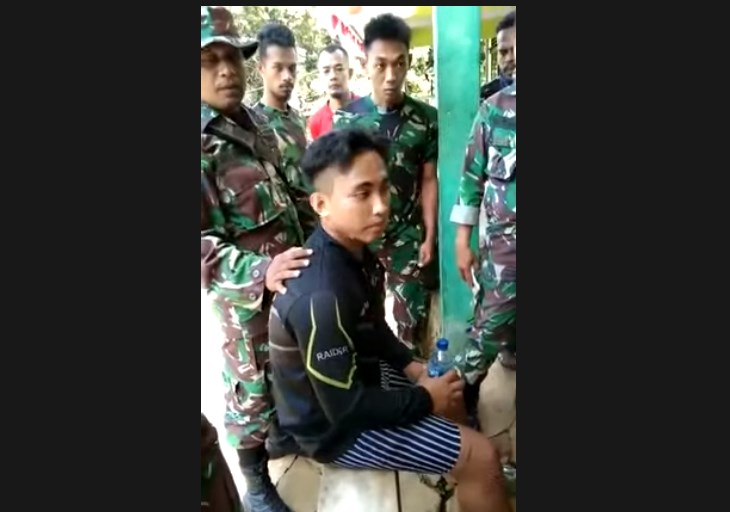 Kisah Prajurit TNI yang Selamat dari Serangan Teroris KKB di Pos Koramil Persiapan Kisor Distrik Aifat Selatan