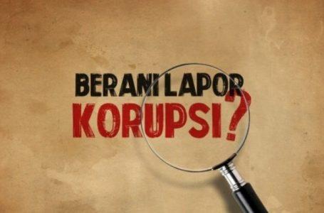 Aplikasi lapor korupsi