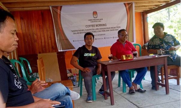 Pelaksanaan Pilkada Serentak 2024, KPU Luwu Ancang-ancang Minta Rp60 M