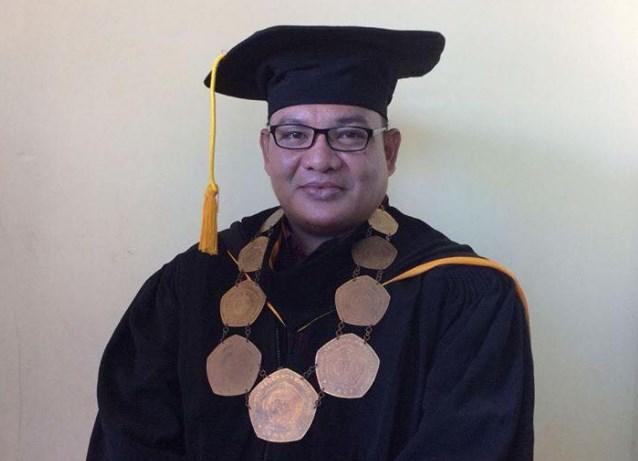 Dekan Fakultas Pertanian UNCP Resmi Nahkodai Universitas Cokroaminoto Palopo