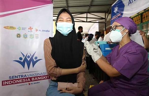 PPKM Kabupaten Luwu dan Luwu Utara Naik Level, Tak Memenuhi Target Vaksinasi